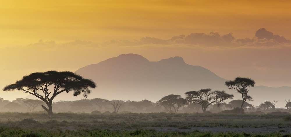 Les Taïta Hills depuis Tsavo