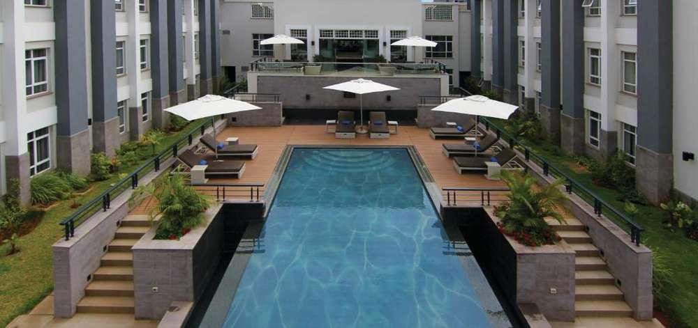 Hôtel Contemporain à Nairobi