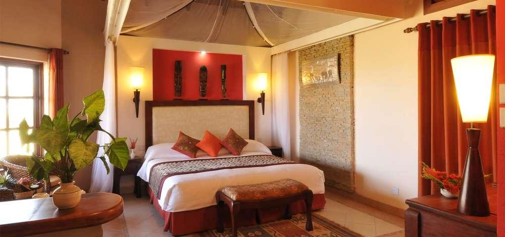 Lodge de Charme à Amboseli