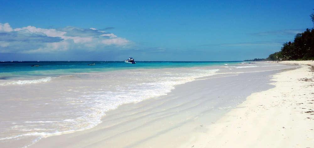 Plage de Diani Beach