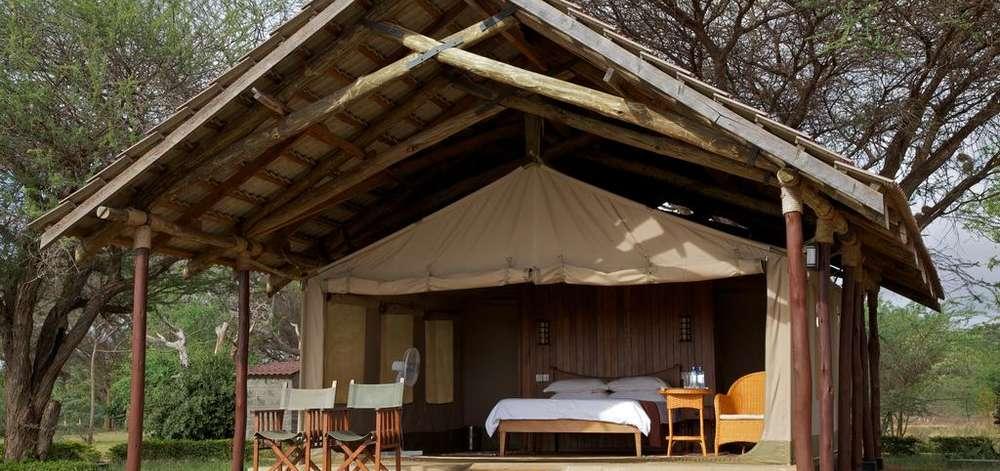 Camp de Charme à Tsavo Est