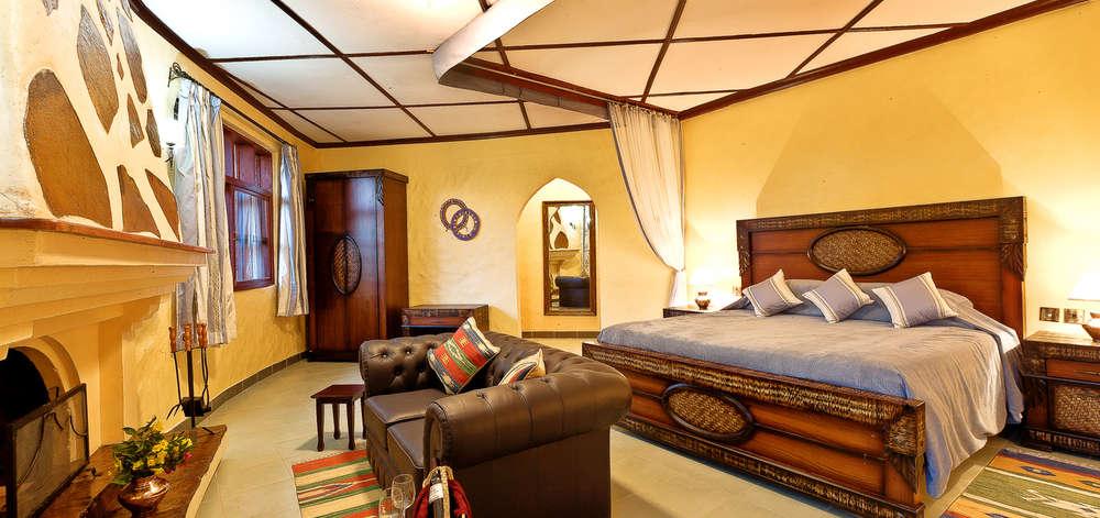 Lodge Haut de Gamme à Naivasha