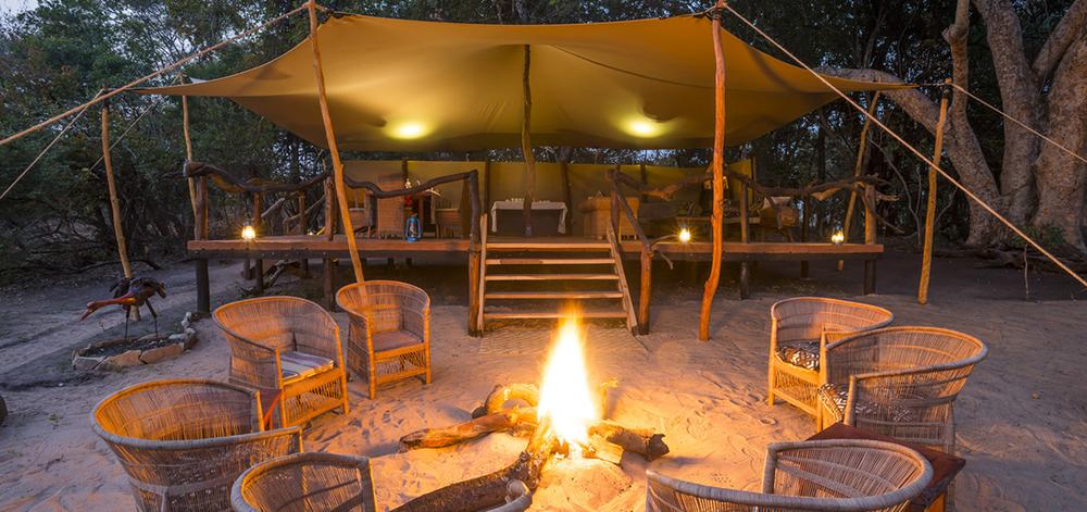 Camp de Charme dans le Masaï Mara