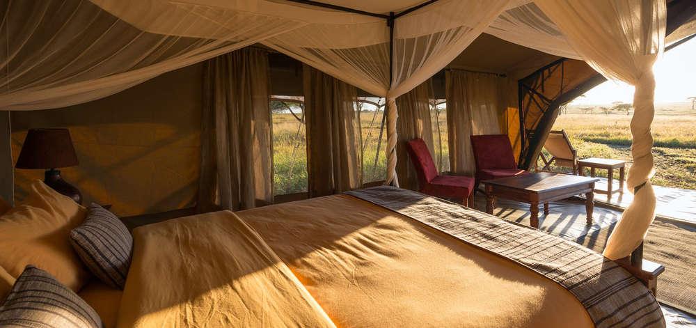 Camp de Charme à Nakuru