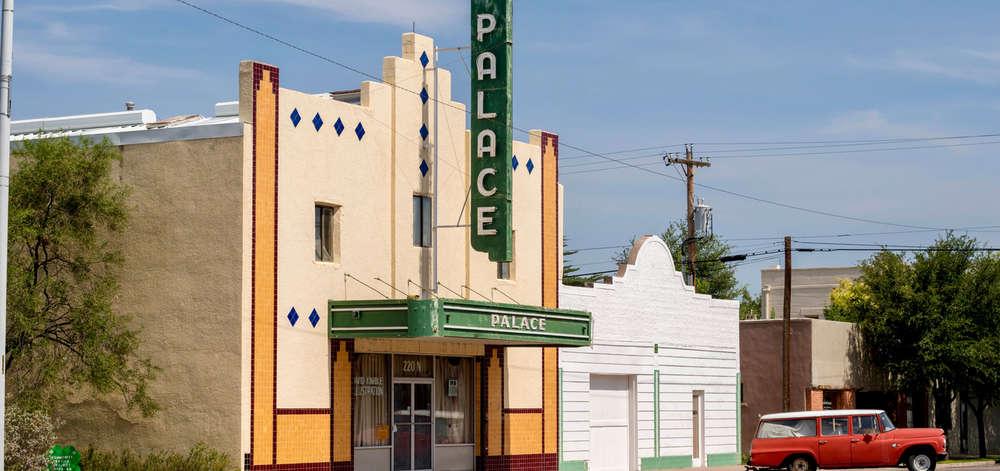 Théâtre, Marfa, Texas