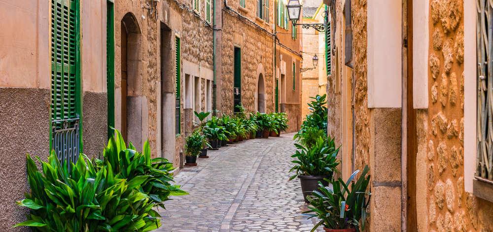 Vieille ville de Soller, Majorque