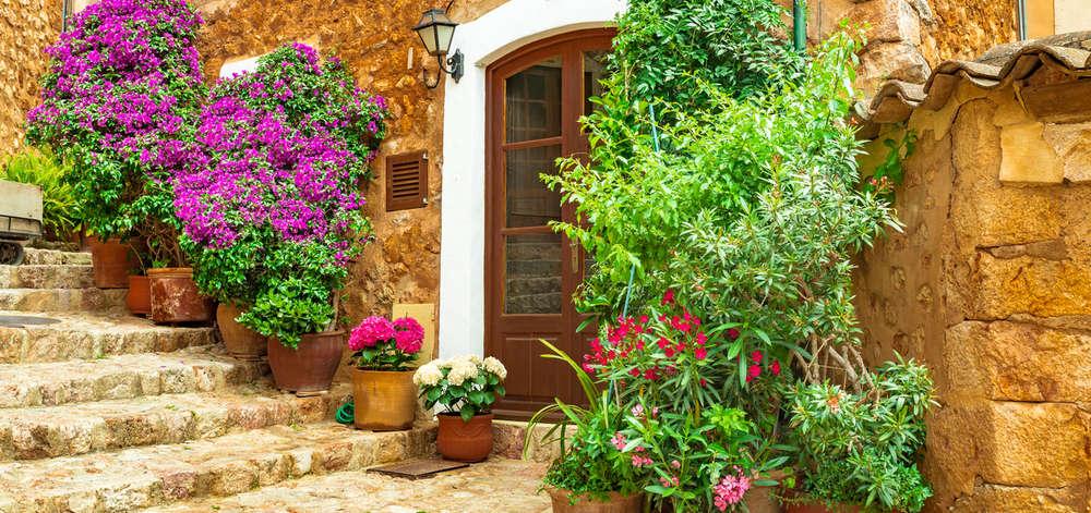 Vieille ville de Fornalutx, Majorque