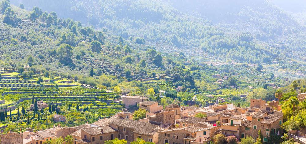 Fornalutx, Majorque