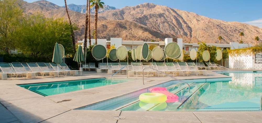 Hôtel de charme, Palm Springs