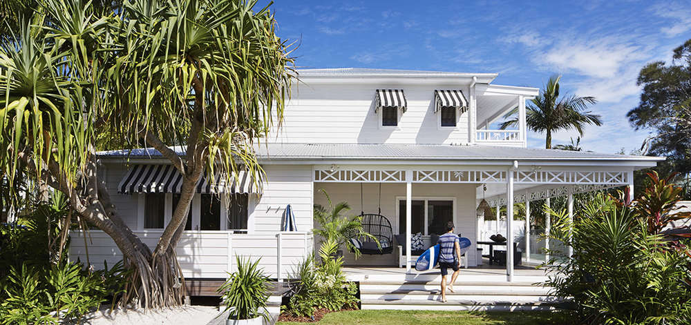 Hôtel de charme, Byron Bay