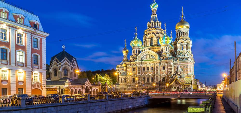 Cathédrale Saint-Sauveur, Saint-Pétersbourg