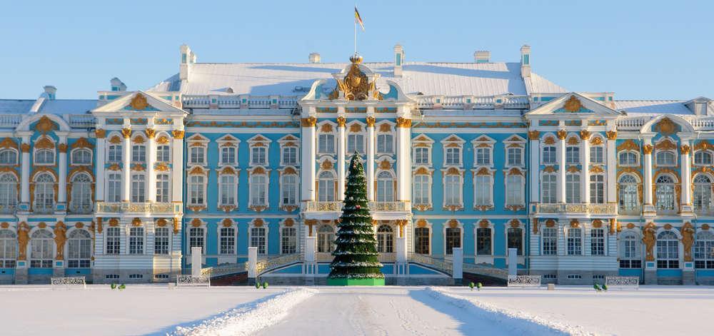 Palais Catherine, Saint-Pétersbourg