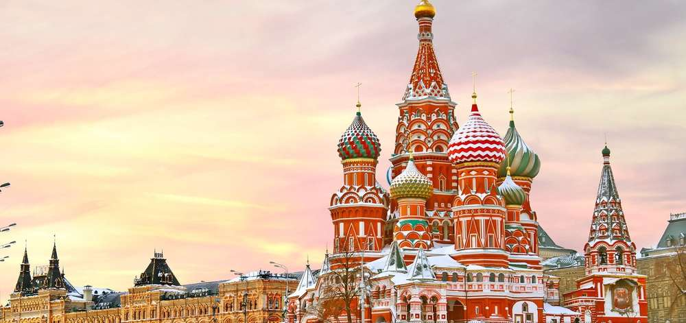 Place Rouge, Moscou