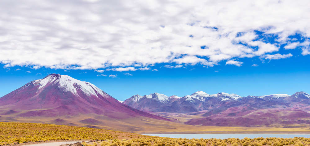 Volcans de l'Atacama