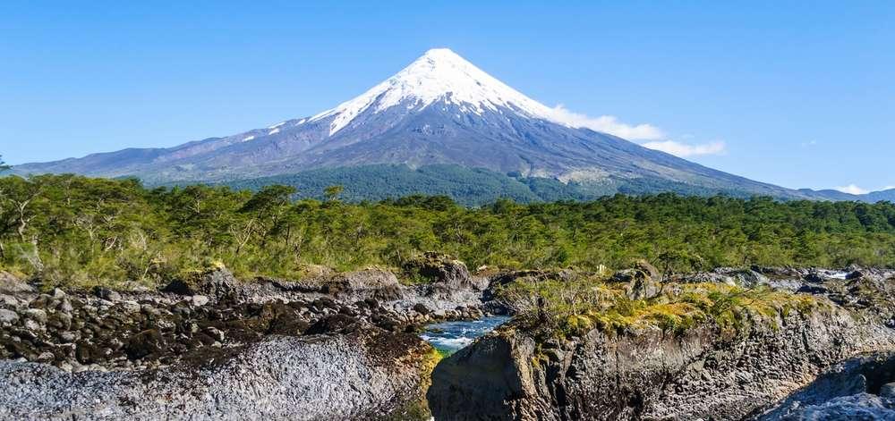 Volcan Osorno, Puerto Varas