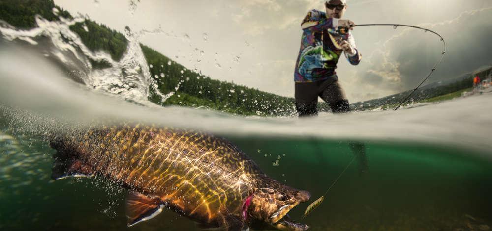 Pêche en Patagonie