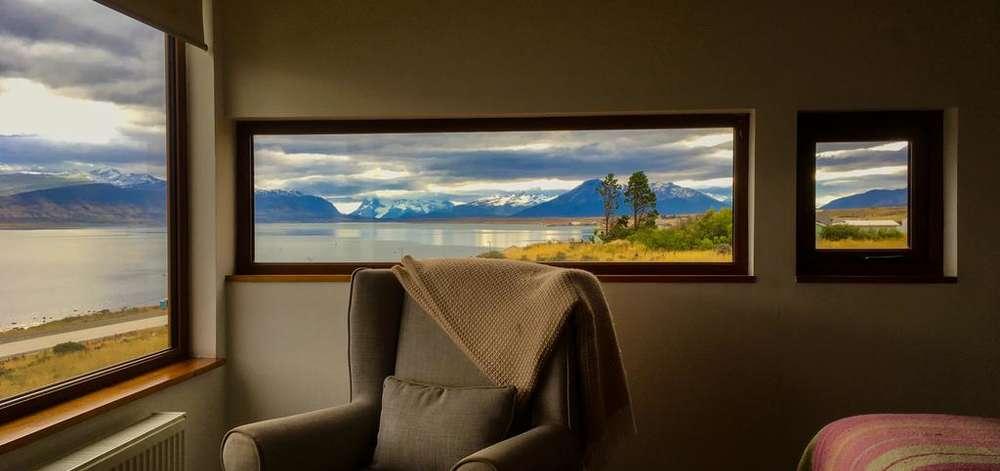 Lodge au cœur de la nature à Puerto Natales