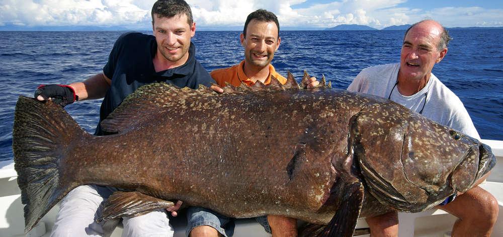 Pêche sportive à Nosy Komba
