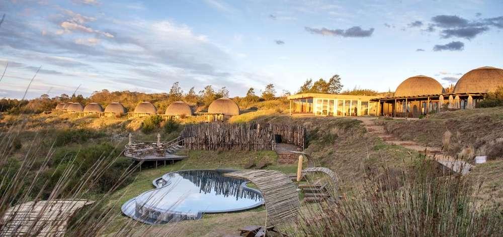 Lodge de la Réserve de Gondwana