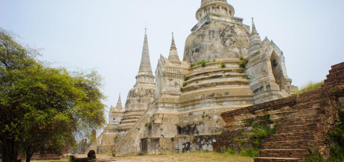 Ayutthaya, Thailande
