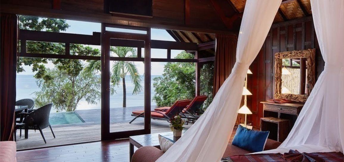 hôtel de charme, Koh Phangan