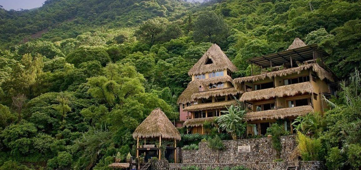 hôtel de charme, lac Atitlan