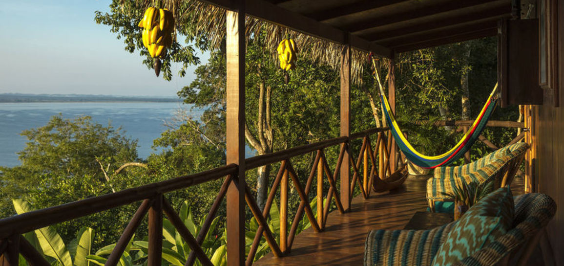 hôtel de charme, lac Peten Itza